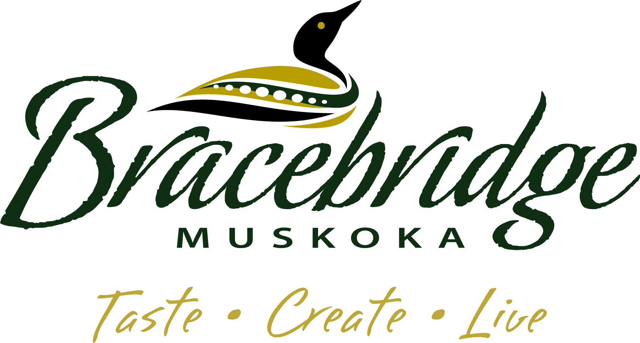 Image of Bracebridge Tourism Logo