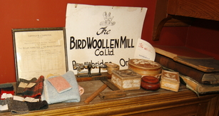 Image of Artifacts from Mr. Bird's office