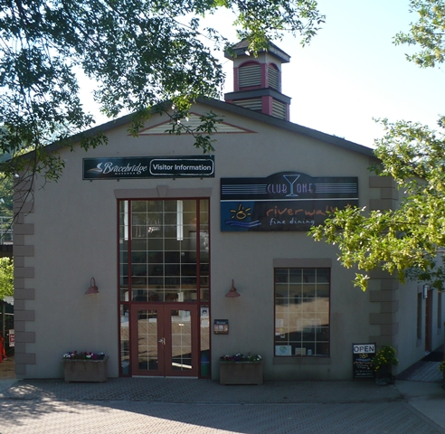 Image of Visitor Information Centre