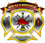 Bracebridge fire department logo