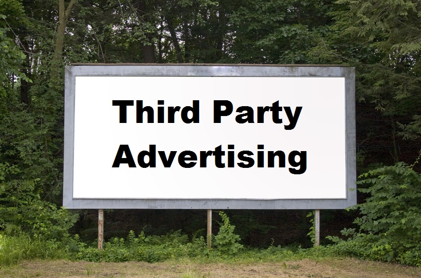 Third Party Advertising