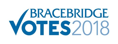 Image of the 2018 Town of Bracebridge Municipal Election Logo
