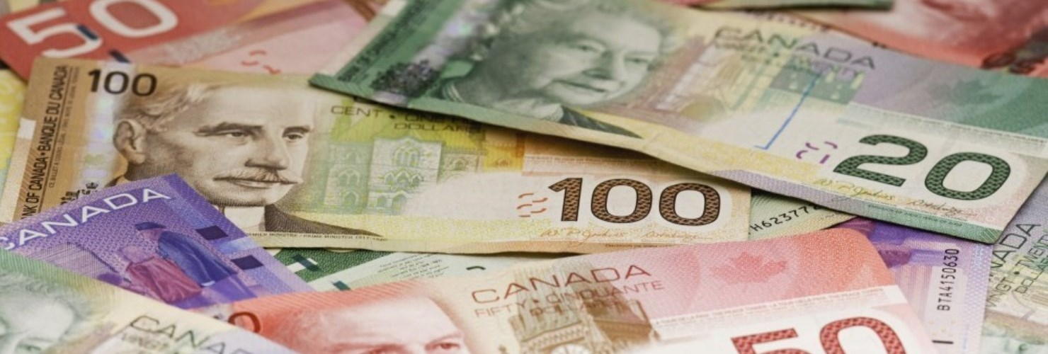 Photo of Canadian Money