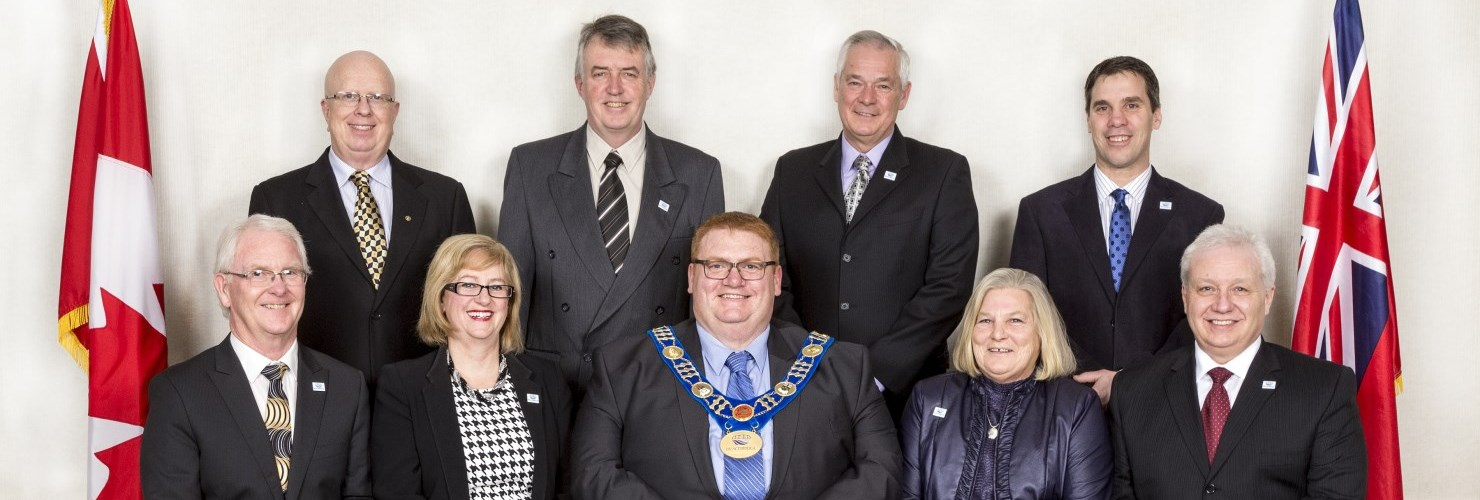 Photo of Town Council 2014-2018