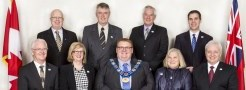 Photo of 2014-2018 Mayor and Council