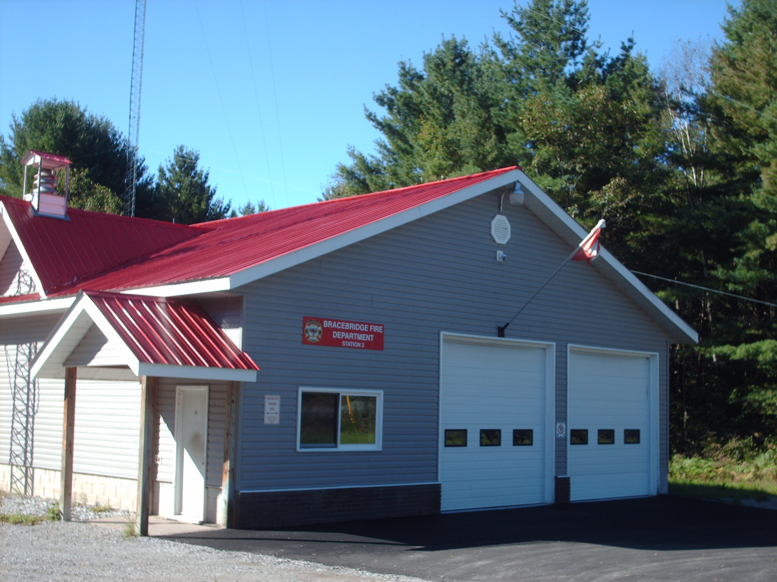 Bracebridge Fire Station Number Two