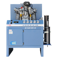 breathing air compressor unit